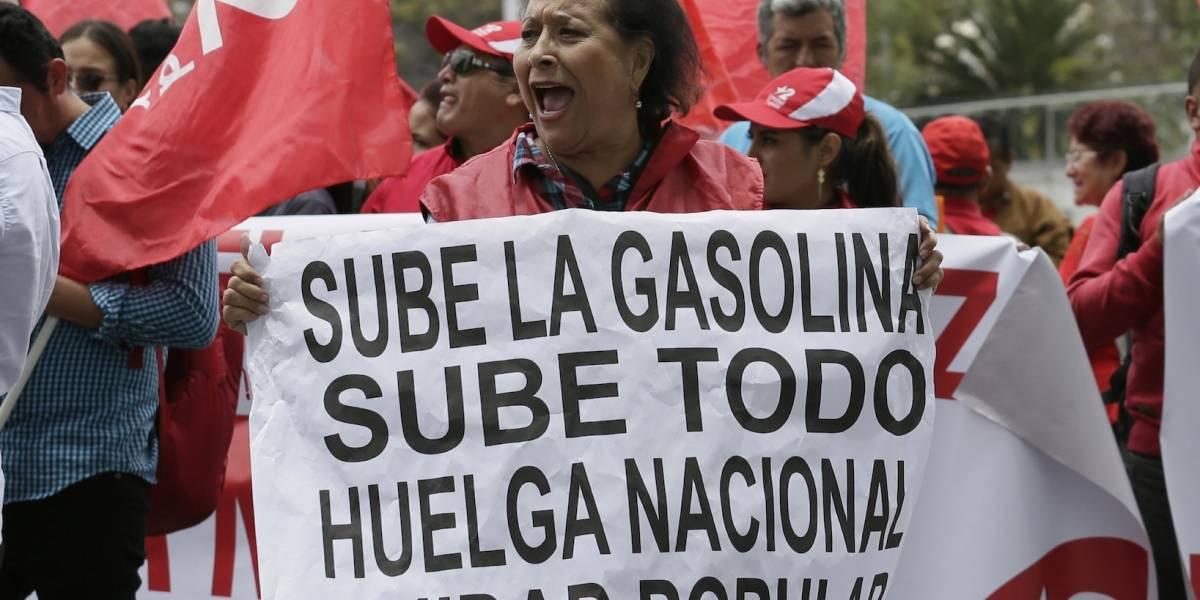 Ecuador decreta el estado de excepción ante protestas por medidas económicas