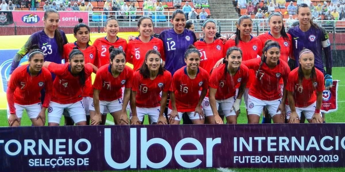 ¿Cuándo, a qué hora, quién transmite y dónde ver a la Roja femenina ante Uruguay en la fecha FIFA de octubre?