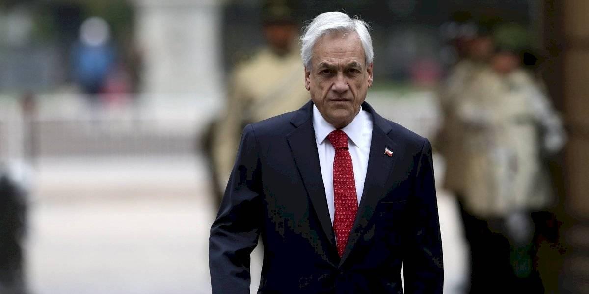 """""""Nuestro país es un verdadero oasis"""": la frase de Piñera que es recordada por la prensa española tras estallido social"""