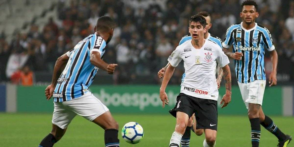 Ángelo Araos se va a la B de Brasil en busca de los minutos que no logró en Corinthians