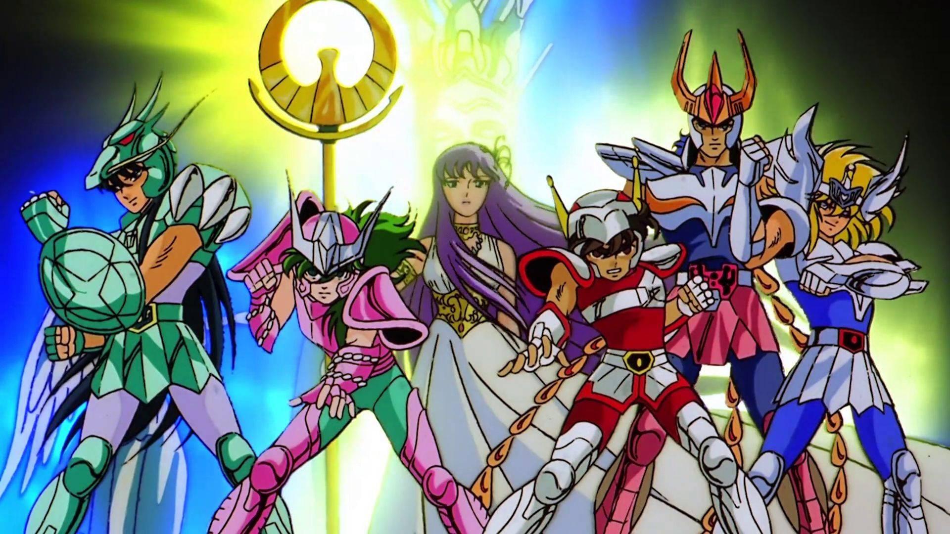 """Recordado Anime """"Los Caballeros del Zodiaco"""" podría llegar pronto a Netflix"""