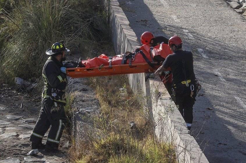 Cadáver en Puente Alto