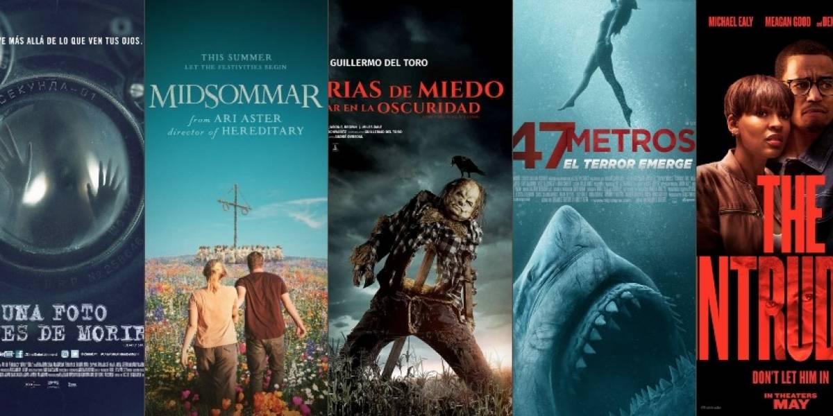 5 películas nuevas de terror para no perderse en el mes de las brujas