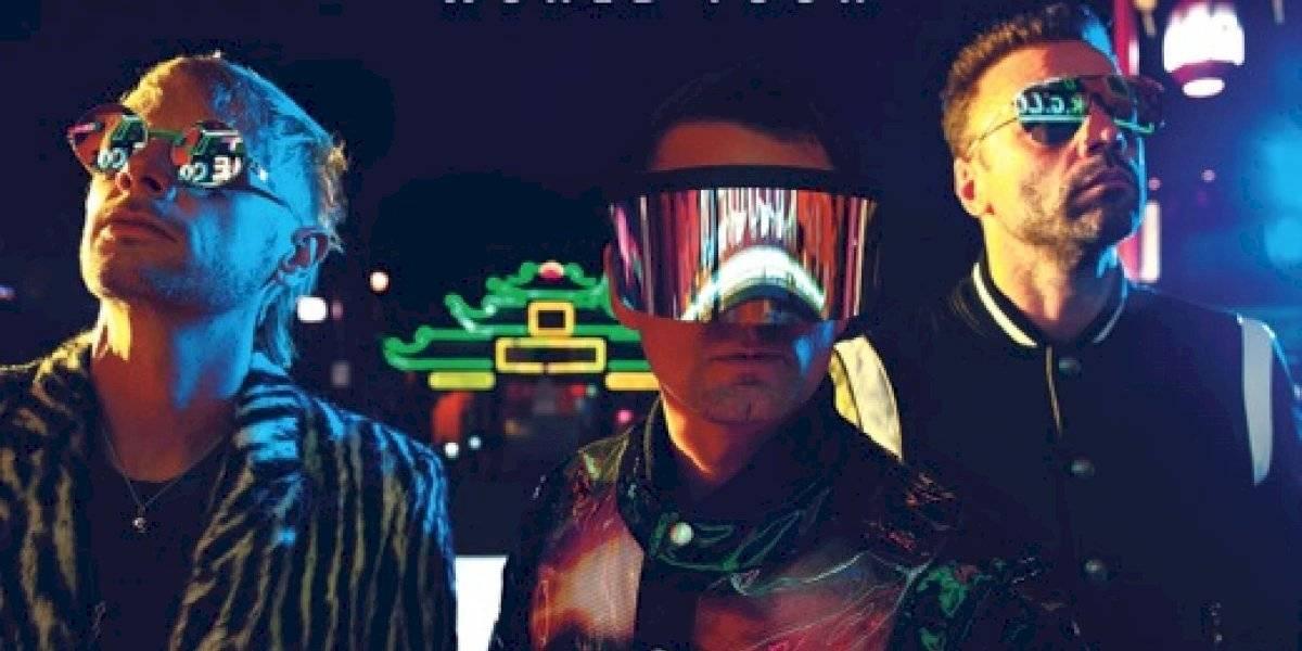 Así es el show que trae Muse a Chile