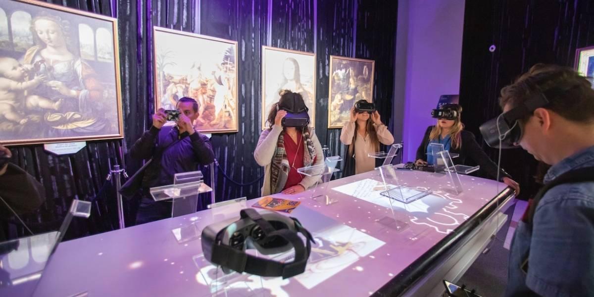 Da Vinci Experience, una oportunidad para revivir la genialidad del maestro