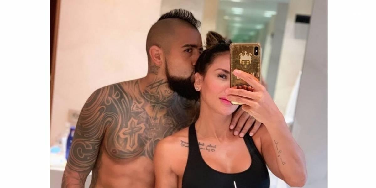 [FOTOS] Ella es la modelo caleña que enamoró al futbolista Arturo Vidal