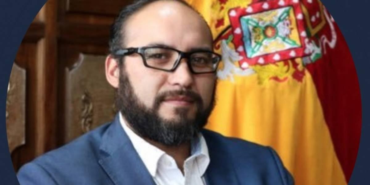 Xavier Martínez, designado nuevo gobernador del Azuay en medio del Paro Nacional