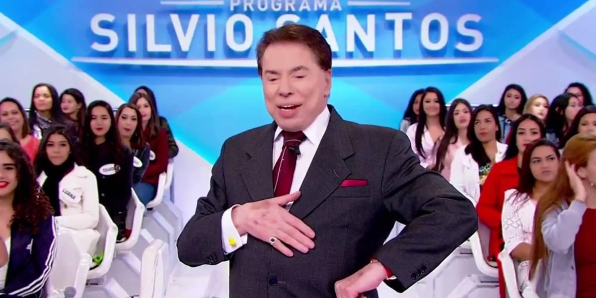Silvio Santos não voltará ao Brasil por conta do coronavírus