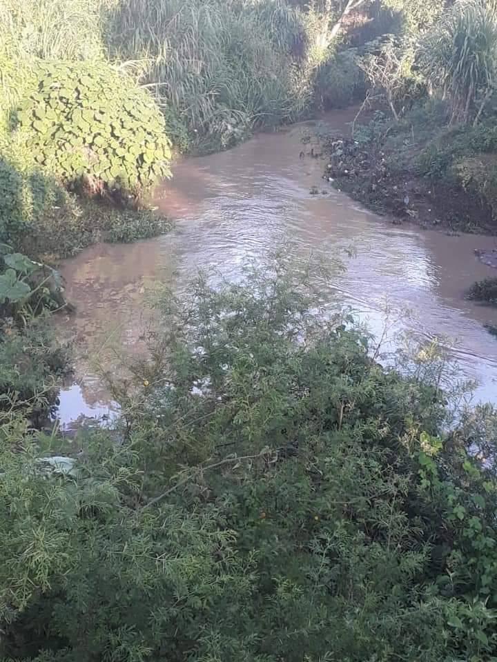 Ocupantes de vehículo caen a río al intentar escapar de la policía en Jalapa