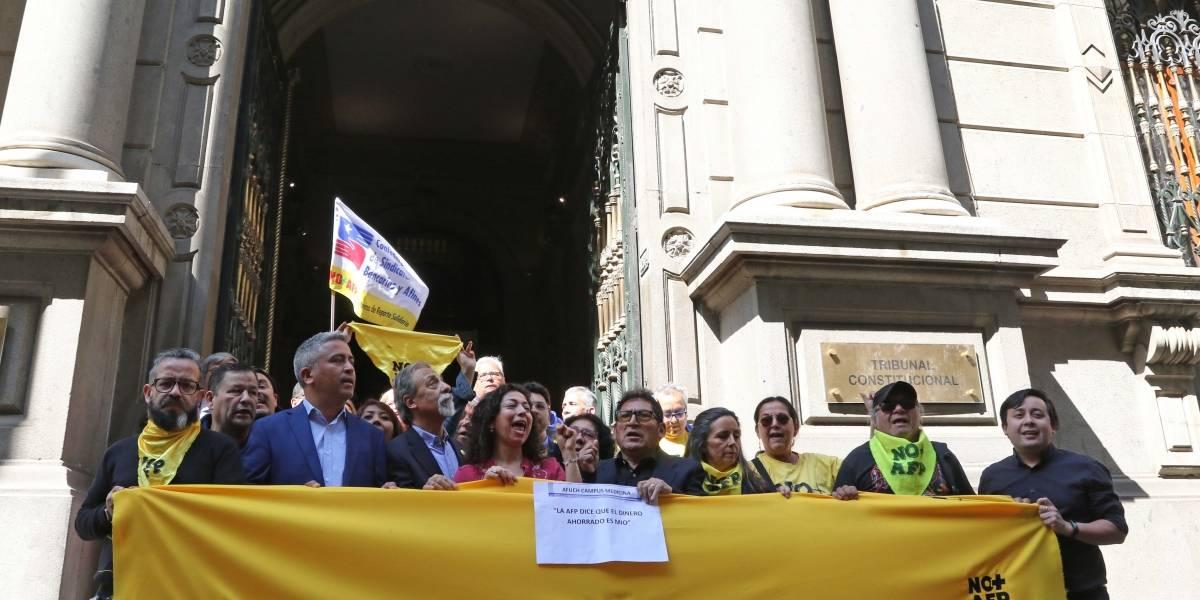 Este caso no llegó al TC: Corte de Coyhaique rechaza recurso para entregar fondos previsionales a jubilado