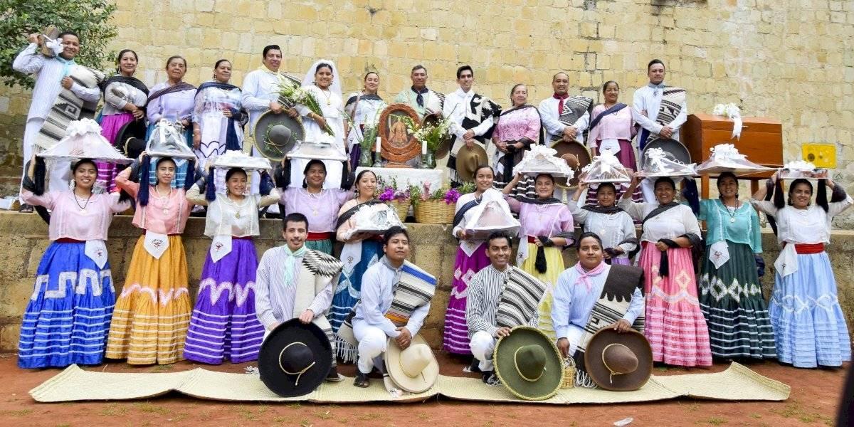 La Guelaguetza estará presente en el GP de México