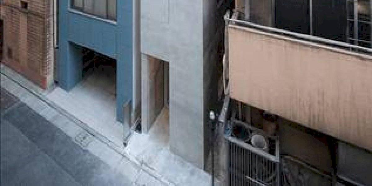 Este es uno de los edificios más delgados del mundo