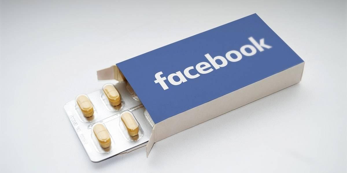 Científicos sugieren que abandonar Facebook te aleja de la depresión
