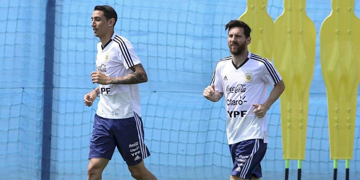 Ángel Di María revela que Messi los hizo llorar en la Copa América