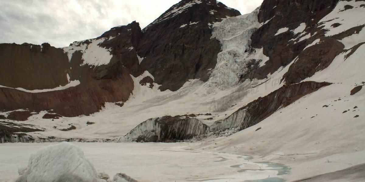 Preocupante: Glaciares de Chile han perdido miles de kilómetros cuadrados en pocos años