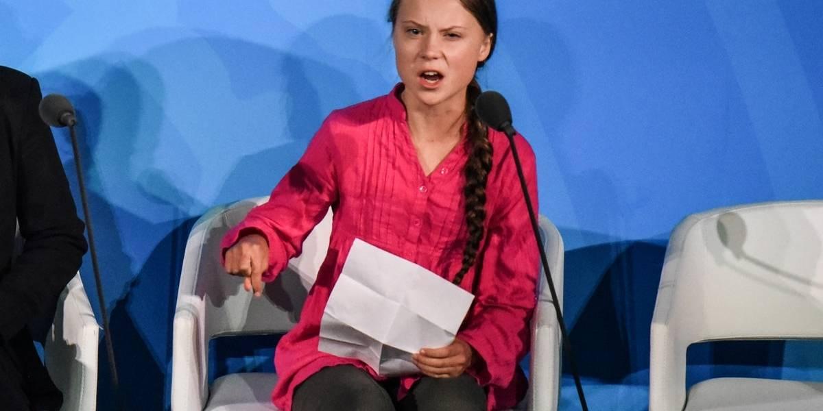 Piden presencia de Greta Thunberg en ciudad chilena por grave contaminación con metales suecos
