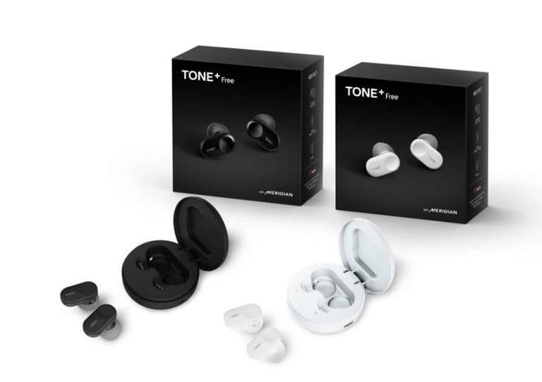 LG Tone Plus Free