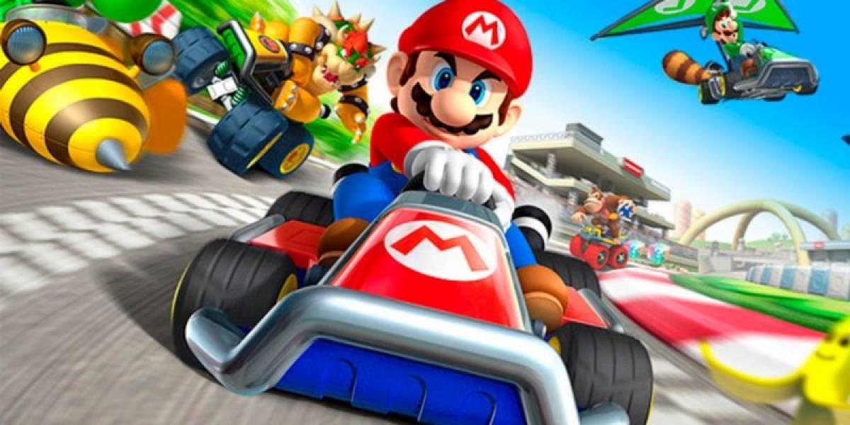 Mario Kart Tour se convirtió en el juego para móviles de Nintendo más descargado en su primera semana