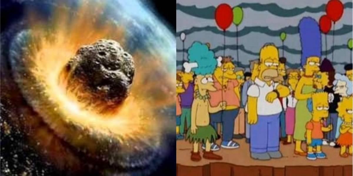 """Condivertidos memes, la humanidadaguardala """"caída"""" delasteroide 2007 FT3"""