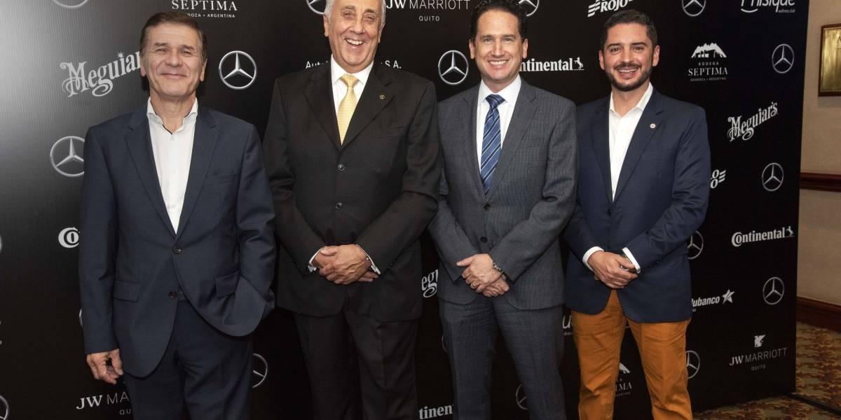 Presentan el nuevo Clase A de Mercedes- Benz