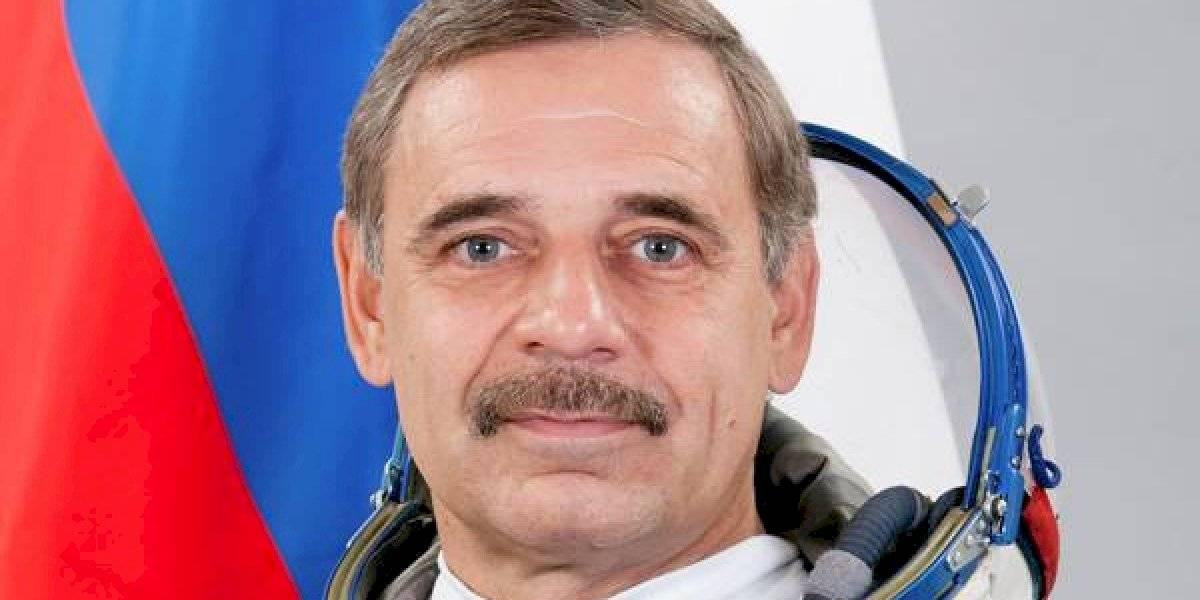 Cosmonauta ruso visitará el país para compartir su experiencia a bordo de una estación espacial