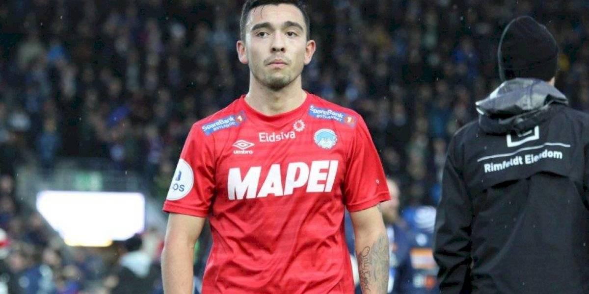 ¿Quién es Niklas Castro, el goleador noruego de la Roja?