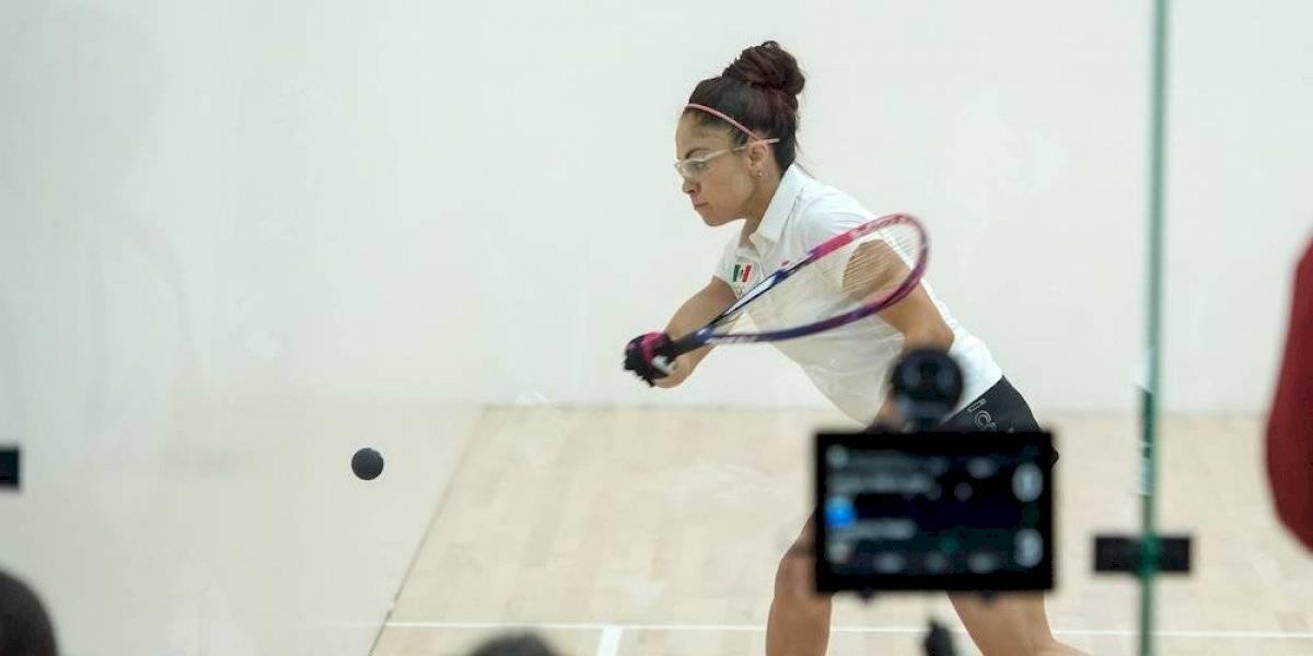Paola Longoria inicia con triunfo en el US Open