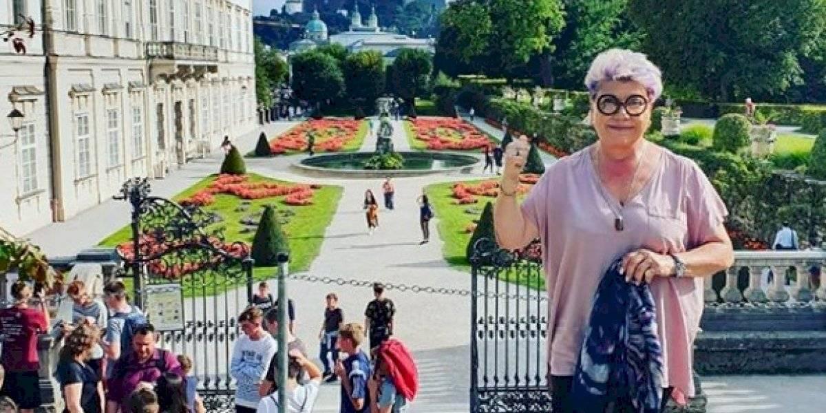 """Me dio vergüenza decir que era chilena"": Patricia Maldonado reveló anécdota de su viaje por Europa"