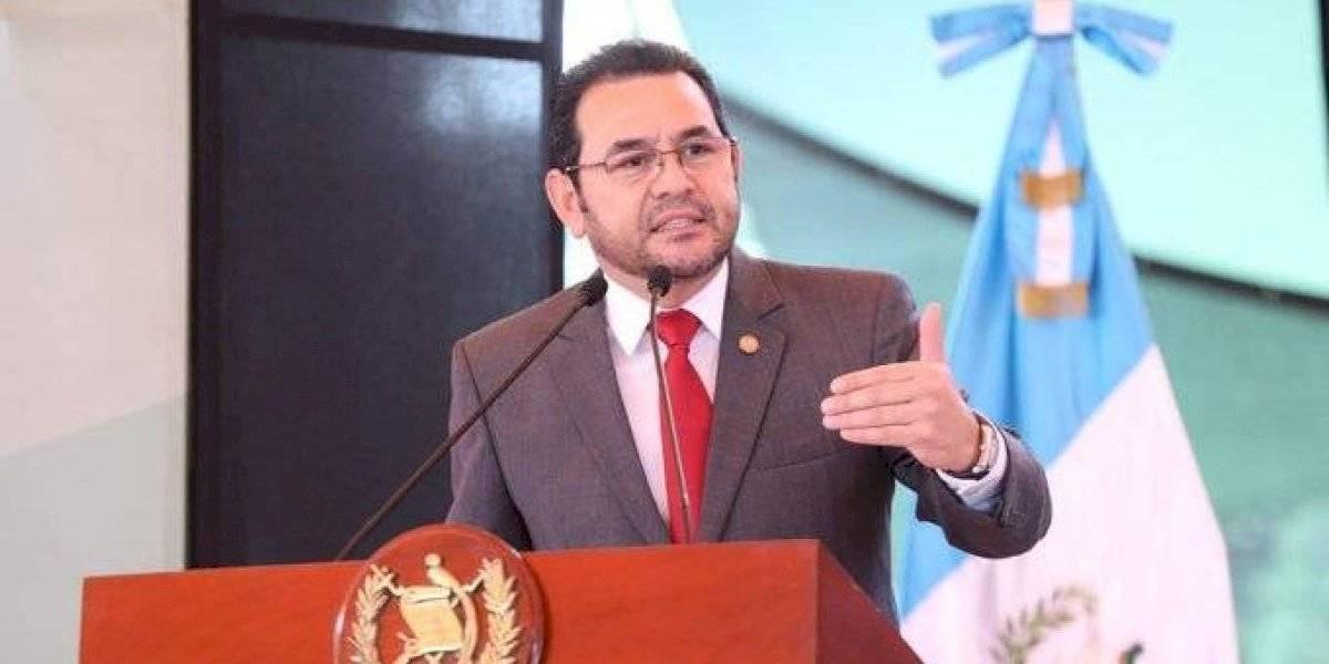 Presidente Morales anuncia ampliación de la red consular de Guatemala