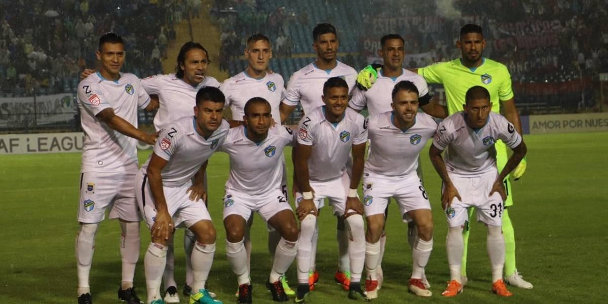 Comunicaciones queda eliminado de la Liga Concacaf por la gran actuación de Harold Fonseca