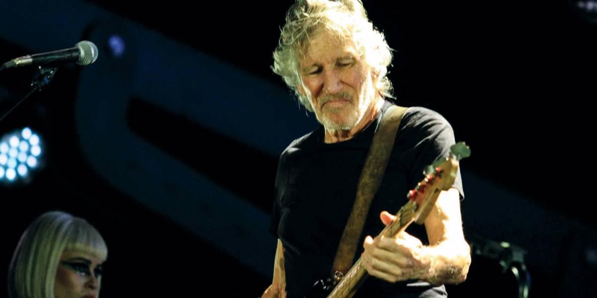 Roger Waters leva turnê 'Us + Them' aos cinemas