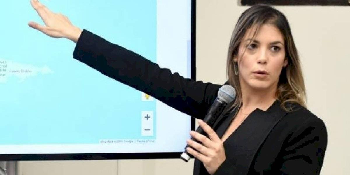 Mara Pérez asegura que no volverá a quedarse varada en Vieques