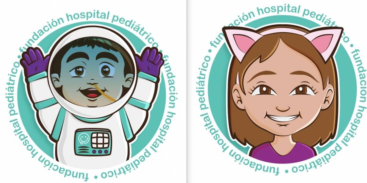 Fundación Hospital Pediátrico inicia venta de sellos conmemorativos