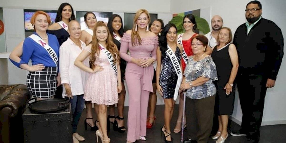 Nace concurso de belleza para ayudar a pacientes de cáncer