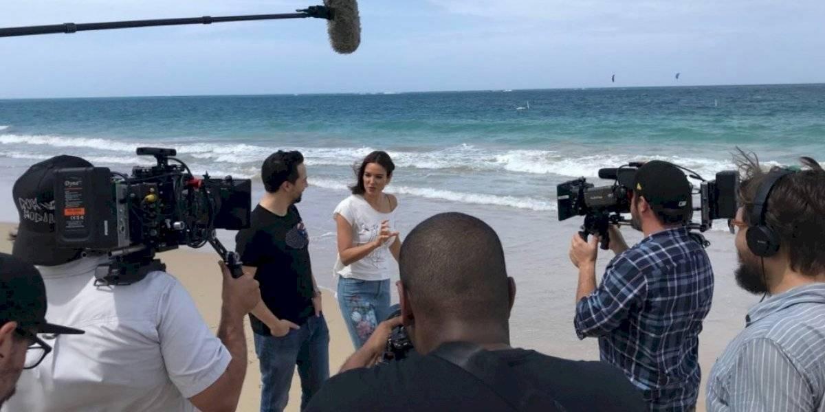 Serie de Lin-Manuel Miranda estrena en la programación de Jetblue