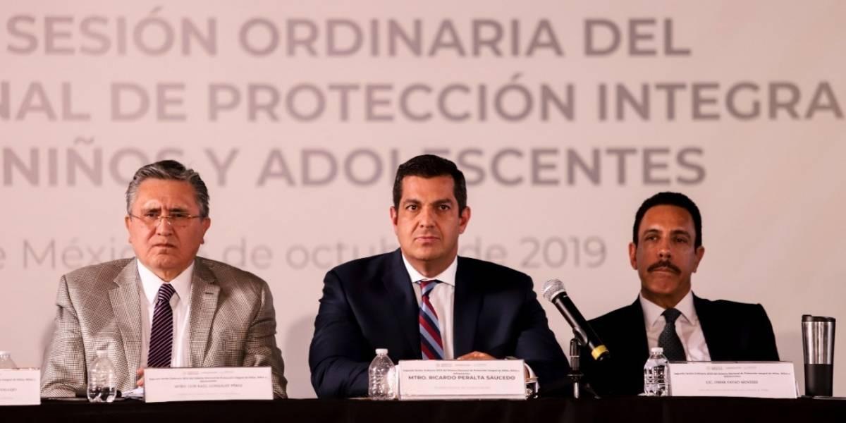 Llama Secretaría de Gobernación a garantizar derechos de infantes
