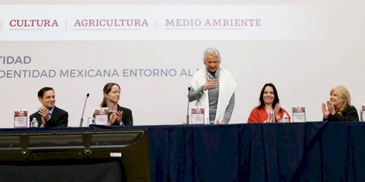 Mercado justo, pide Sánchez Cordero para quienes cultivan maíz