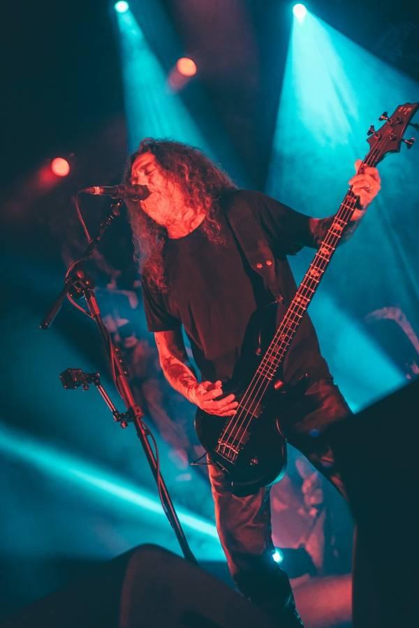 Tom Araya, do Slayer