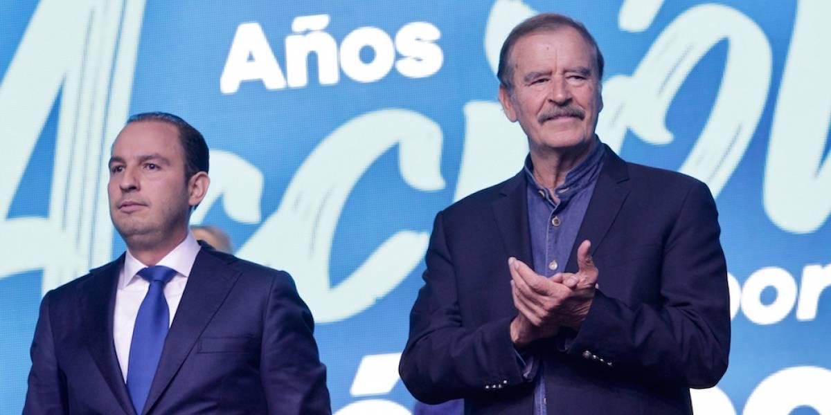 Vicente Fox preferiría ser dueño del América que de Chivas