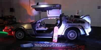 DeLorean en The Forcecon