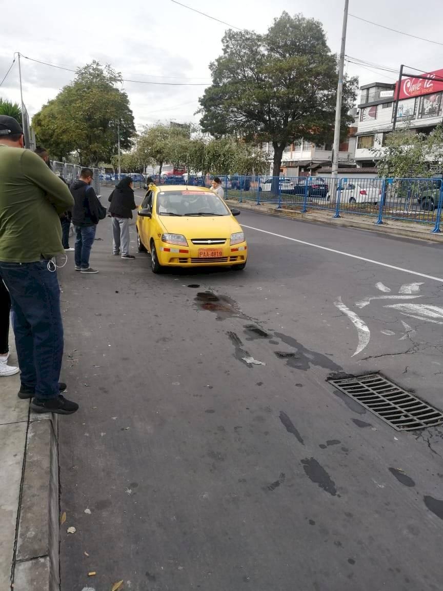 Paro de transporte: Dificultad para movilizarse en Quito debido a cierre de vías METRO ECUADOR