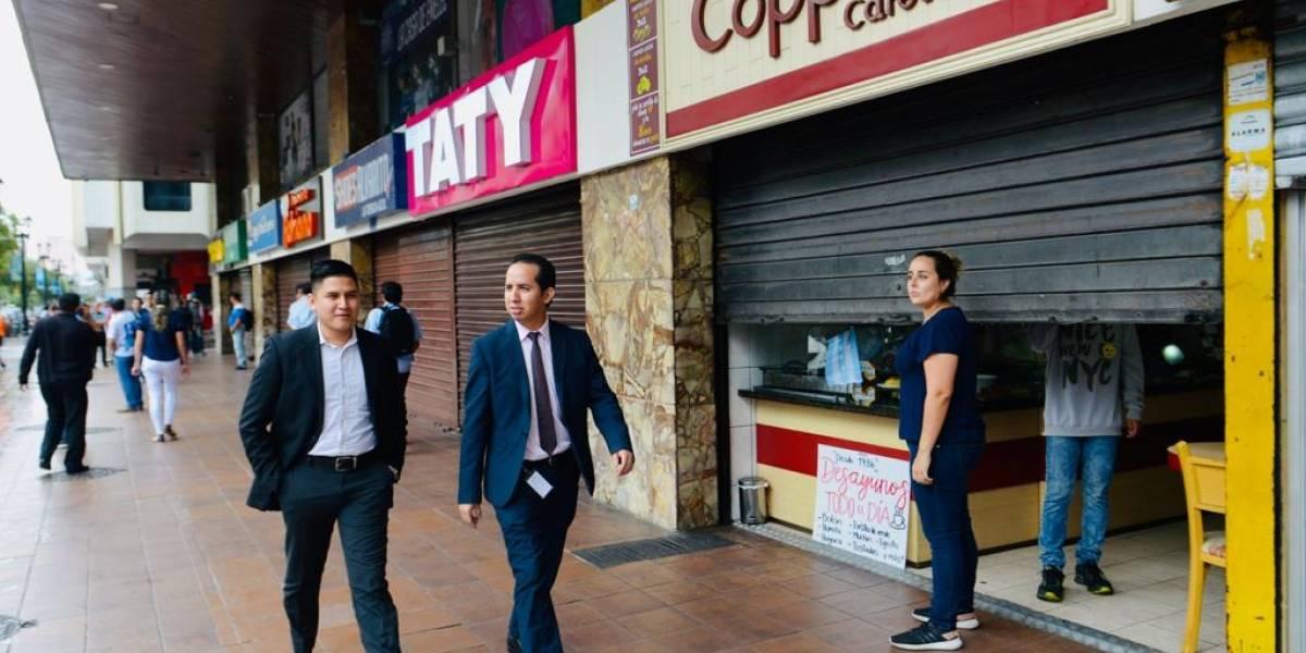 Guayaquil cierra locales comerciales para protegerse ante posibles saqueos