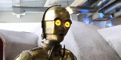 C3PO en The Forcecon