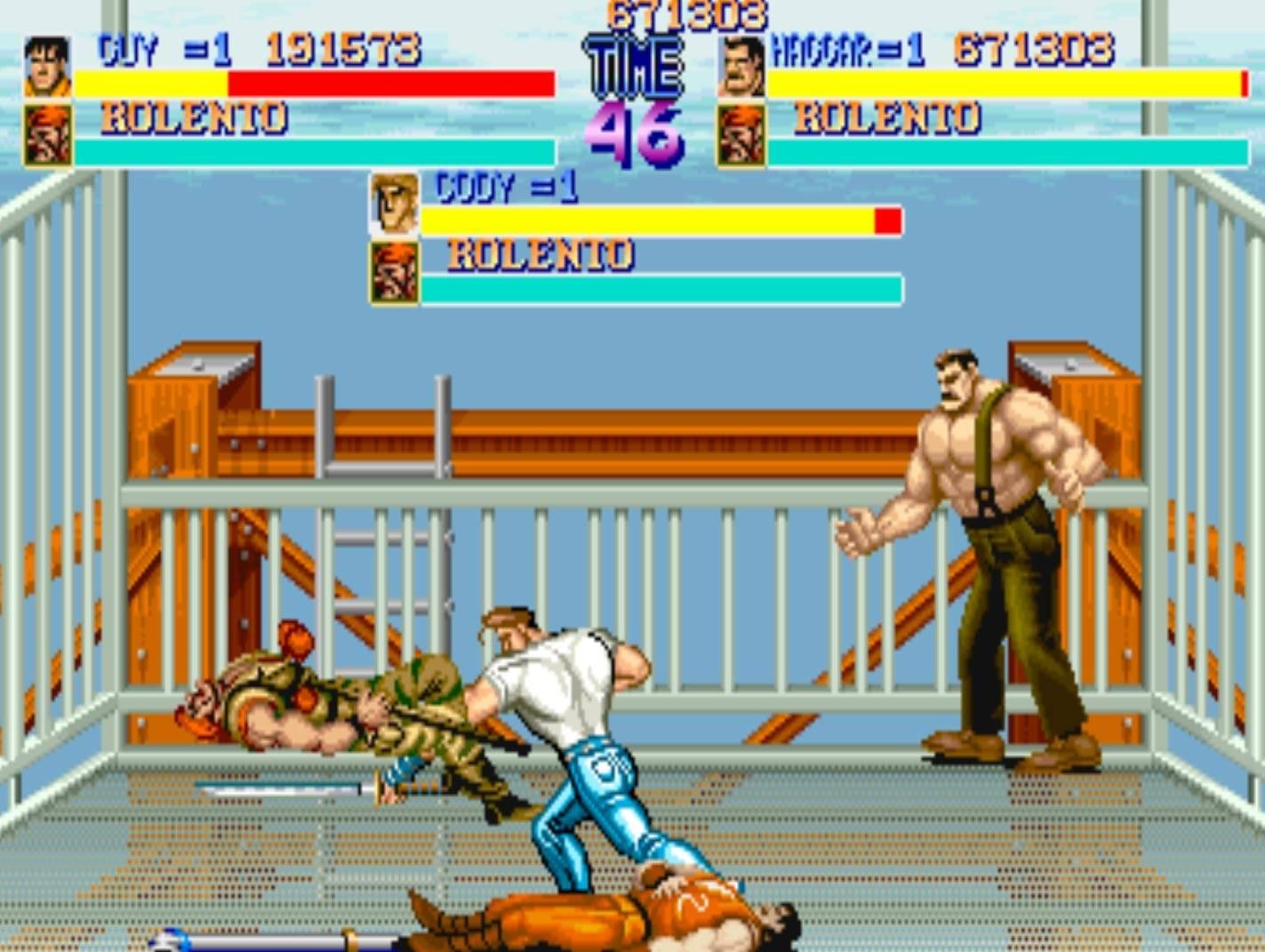 Final Fight I