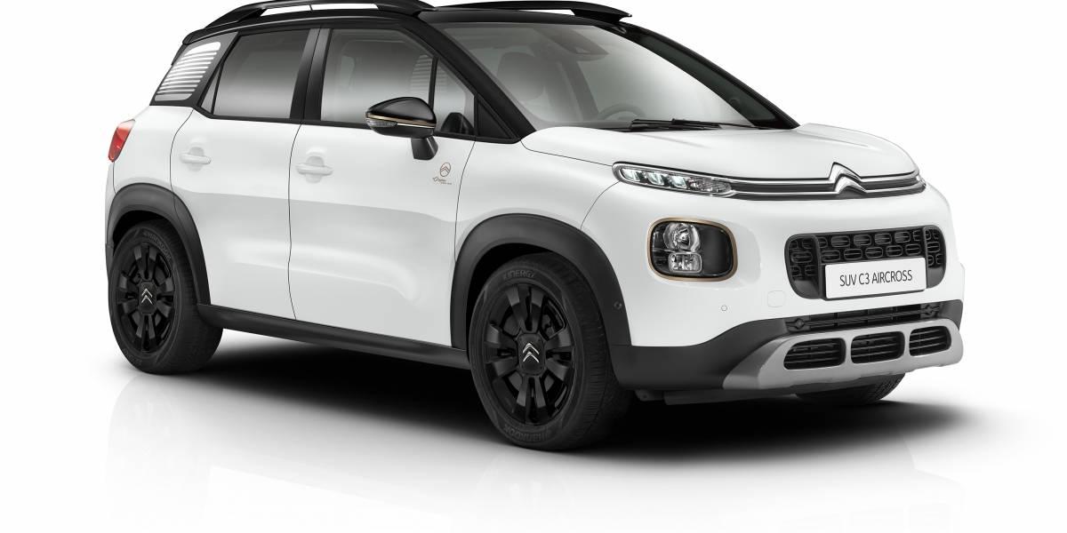 La edición especial del centenario de Citroën suma un nuevo modelo