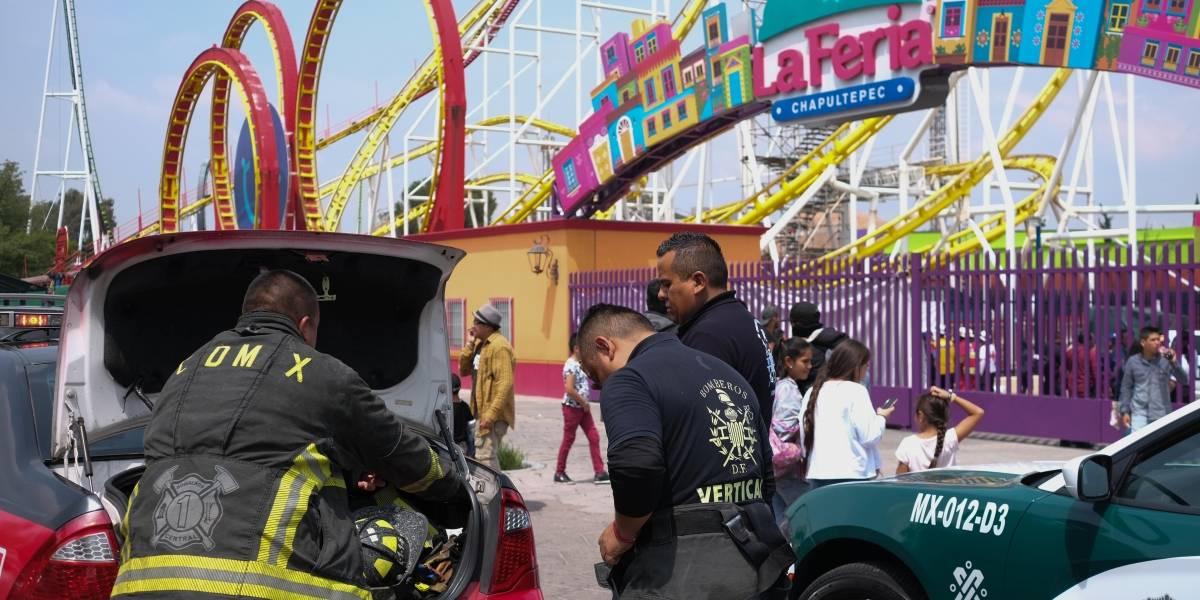Analizan revocar concesión de La Feria de Chapultepec