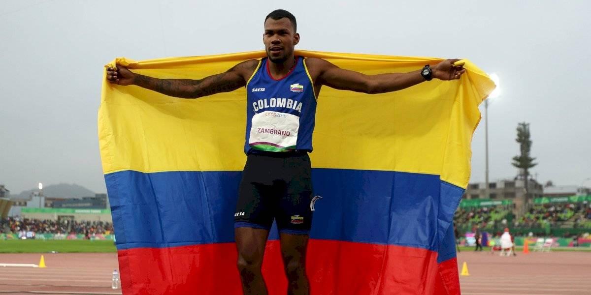 La cruda historia de vida de Anthony Zambrano, medalla de plata en el Mundial de Atletismo