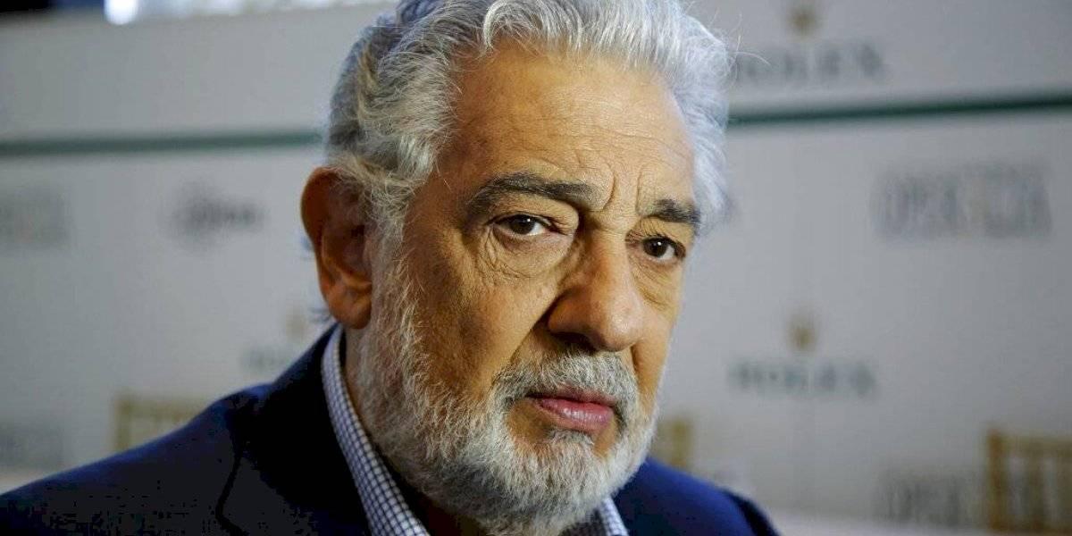 Plácido Domingo se ausentará de Premios Batuta en México