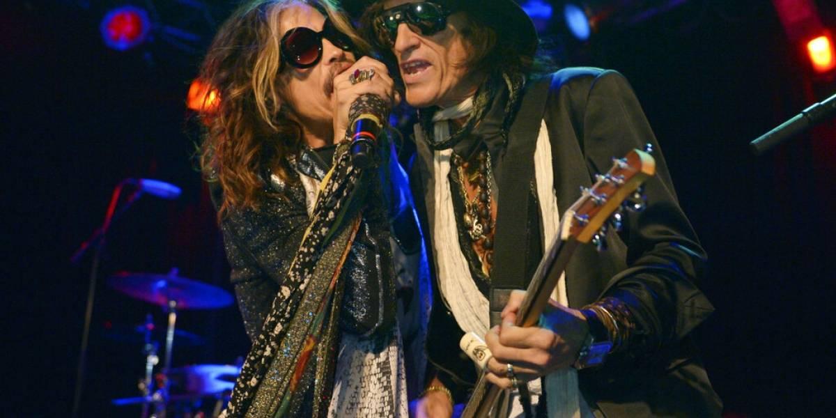 """Aerosmith es nombrada """"Persona del Año"""" de MusiCares"""