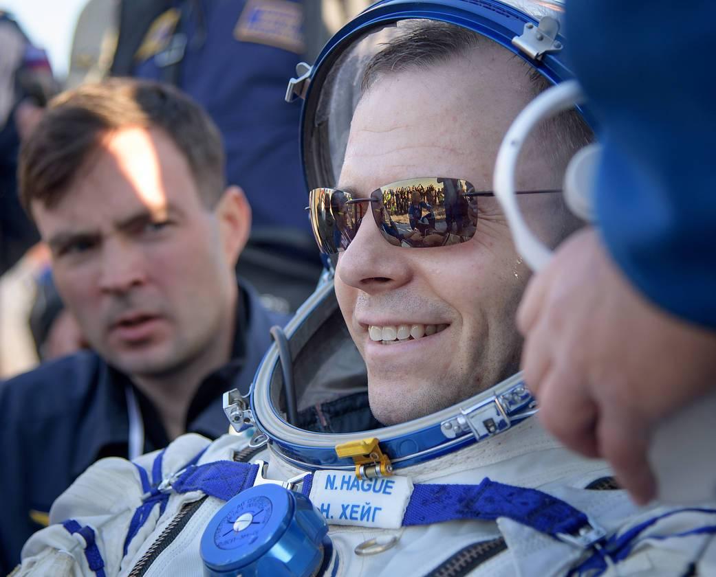 EN VIVO: astronautas realizan la primera caminata espacial de la Expedición 61